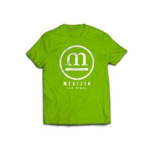 planet 13 medizin green t-shirt