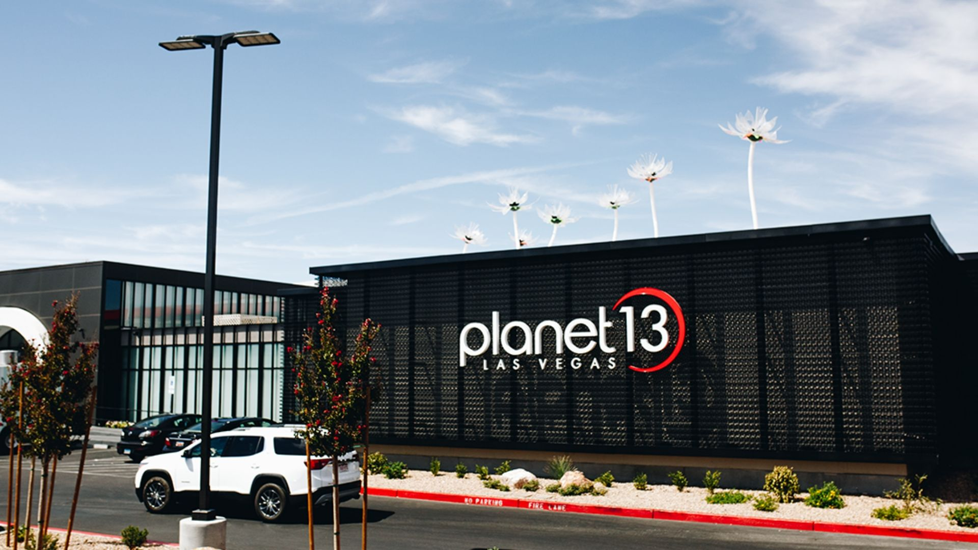 Planet 13: The Biggest Dispensary & Weed Shop in Las Vegas