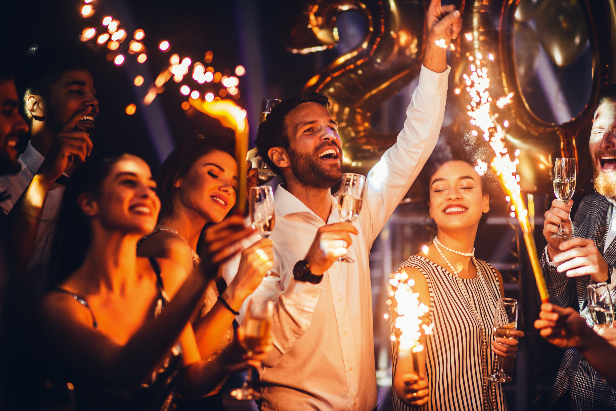 A Very Vegas New Year's: The Best Ways to Ring in 2020 in Las Vegas