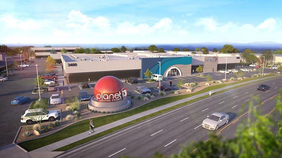 Planet 13 Orange County Coming Soon!